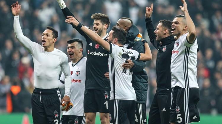 Başakşehir'den Beşiktaş'a tebrik! 'Büyükelçi...'