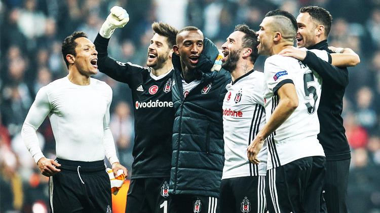 Beşiktaş'ın 2. turdaki muhtemel rakipleri!