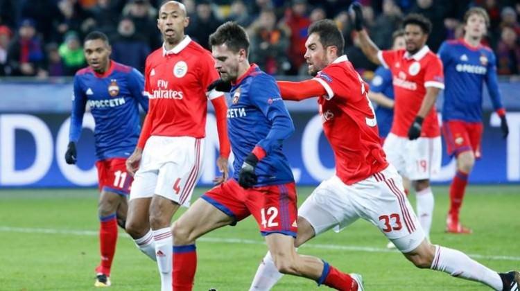 CSKA umutlandı! Benfica veda etti