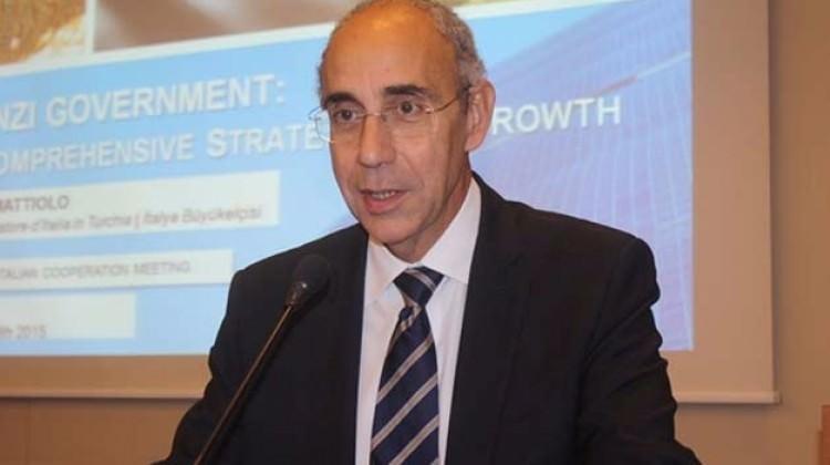 İtalya'dan diplomat: Türkiye'nin yeri Avrupa'dır!
