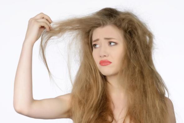 kış için saç bakımı