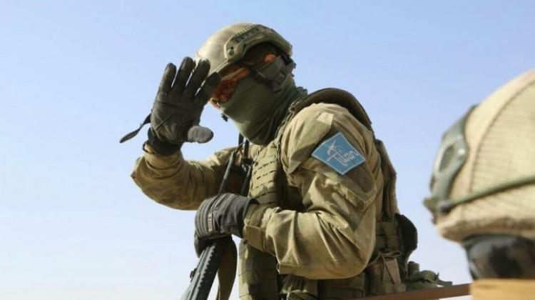 Putin'in 'Türk taburu' Suriye'de görüntülendi!