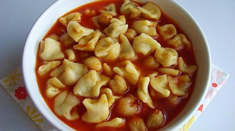 Yüksük çorbası tarifi