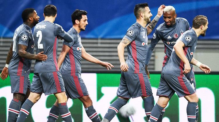 Beşiktaş'a gün doğdu!