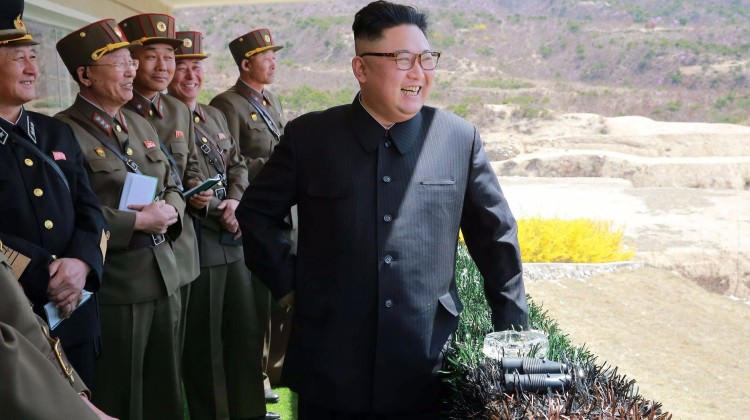 BM'den 'Kuzey Kore' hamlesi