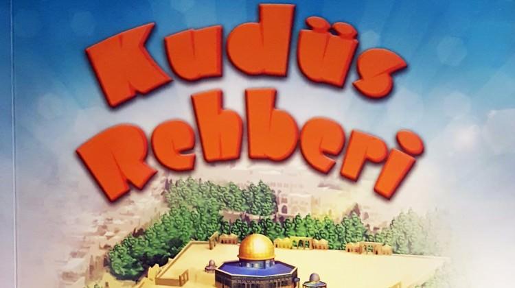 Çocuklar için Kudüs Rehberi