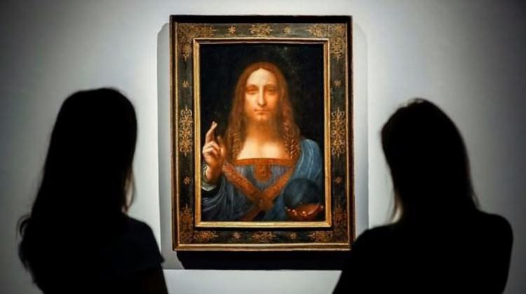 Da Vinci tablosunun alıcısı Suudi Prens çıktı