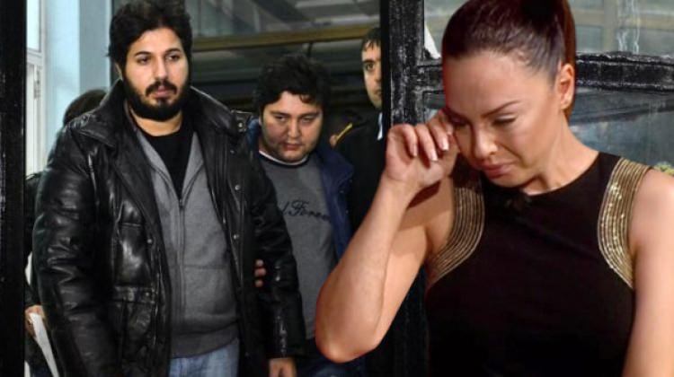 Ebru Gündeş'in başı büyük dertte! Reza Zarrab davasında ilerleyen süreçte...