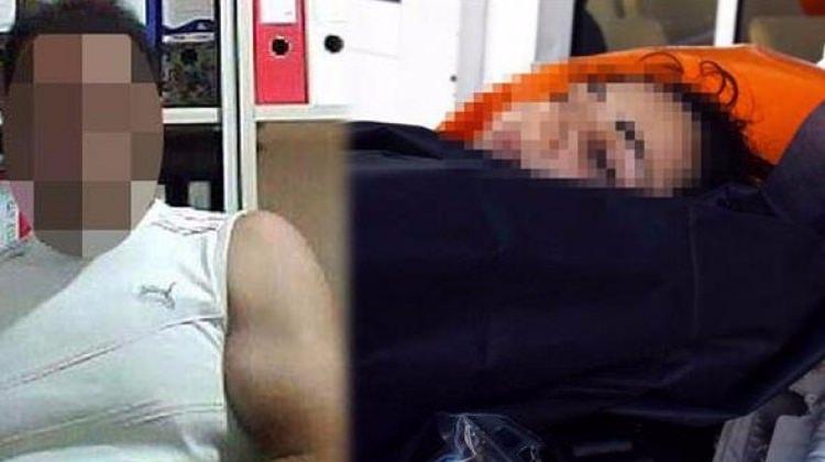Karısını göğsünden bıçakladı! İfadesi kan dondurdu