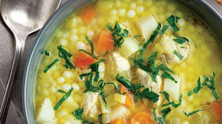 Kuskus çorbası tarifi