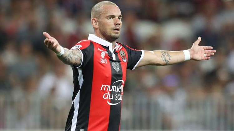 Nice yaramadı! Nerede o eski Sneijder