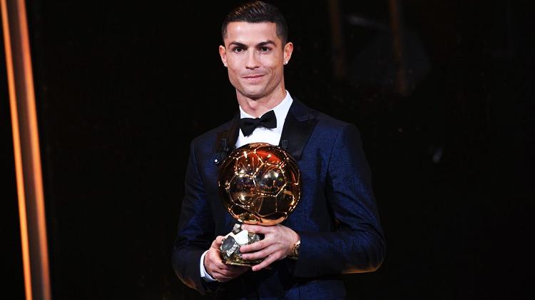 5. kez Ronaldo! Messi'yi yakaladı