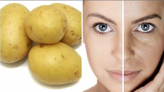 Patatesin Cilde Faydaları