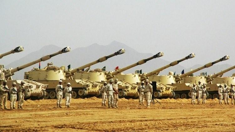 Ortadoğu'nun en büyük savaş güçleri