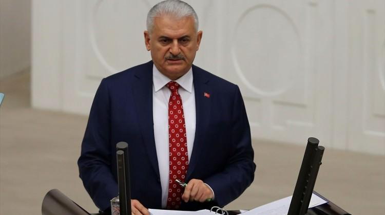 Başbakan Yıldırım'dan Süleyman Şah açıklaması