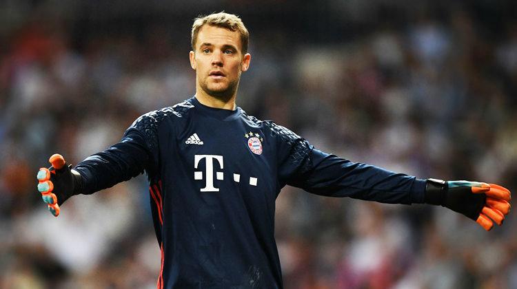Bayern'de en büyük eksik Neuer!