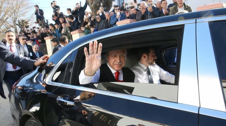 Erdoğan'ın konvoyuna roketatarlı suikast planı!