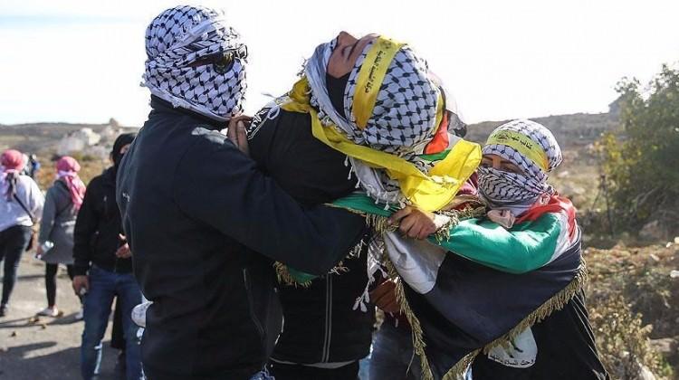 Filistinlilere hedef gözetmeden ateş açtı!