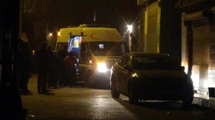 Gaziantep'te eve kalaşnikoflu saldırı: 1 ölü