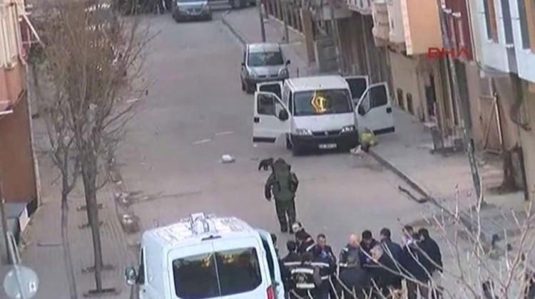 İstanbul'da şüpheli araçta bomba çıktı!