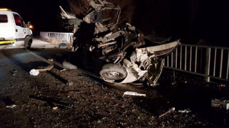 Kütahya'da kaza: 6 yaralı