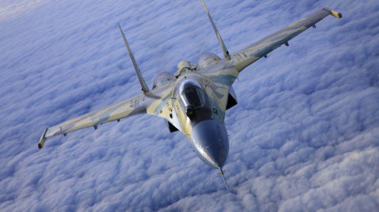 Rus avcı uçağından, ABD jetine önleme