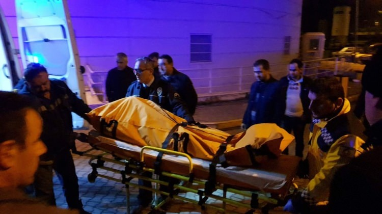 Trenin altında kalan işçi hayatını kaybetti