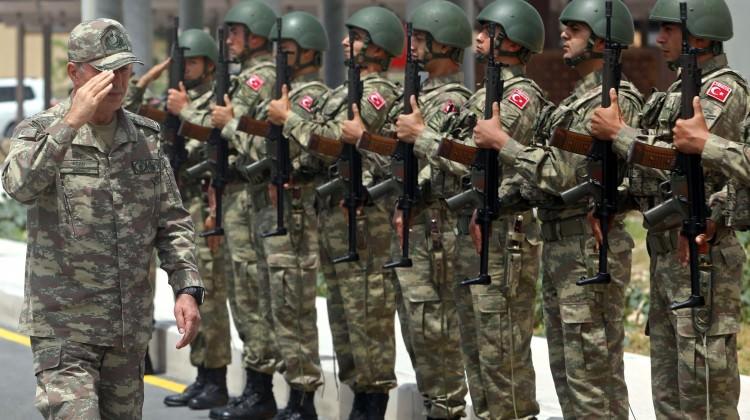 Ortak Türk ordusu kuruluyor! İşte sembolü