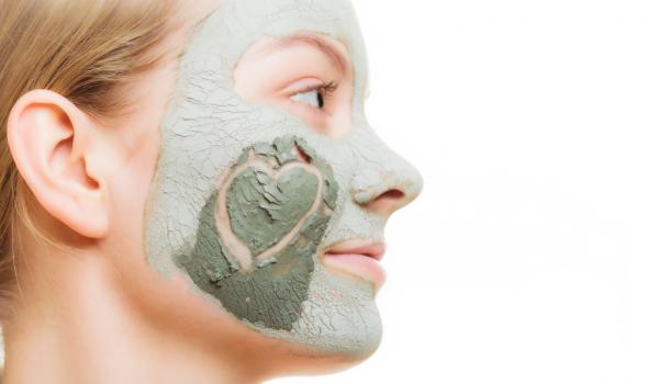 canlılık veren kil maskesi