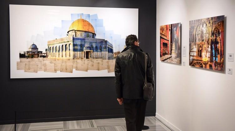 Kudüs: Ey hüzünler şehri sergisi açıldı