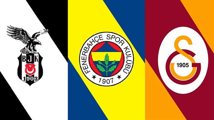 F.Bahçe'den G.Saray ve Beşiktaş'a tarihi fark!
