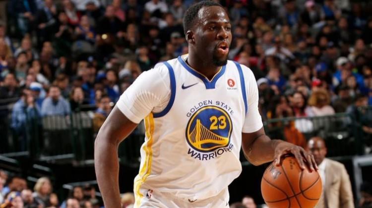 Çekişmeli maçın kazananı Warriors!