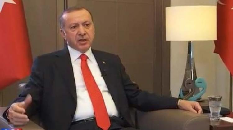 Erdoğan mesajı verdi: Yeni bir döneme girildi