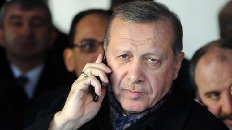 Erdoğan'dan gece yarısı kritik görüşme
