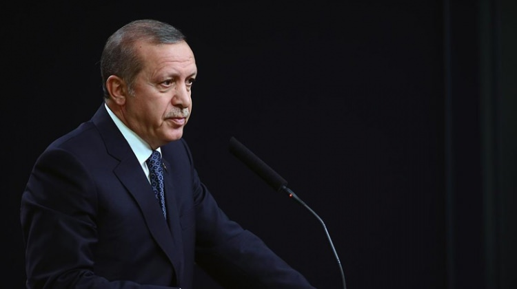 Erdoğan'dan güçlü Türkiye mesajı!