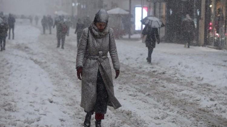 Meteoroloji'den İstanbul ve kar açıklaması
