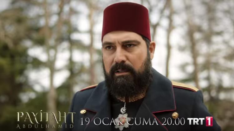 Payitaht Abdülhamid 34. yeni bölüm fragmanı yayınlandı! Son bölüm TRT 1!