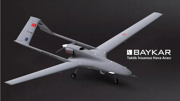 Bayraktar TB-2 Yerli insansız hava aracı
