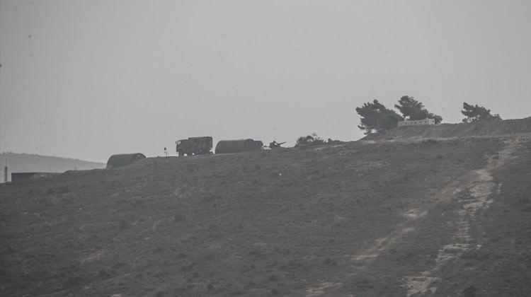 TSK namluları Afrin'e çevirdi!
