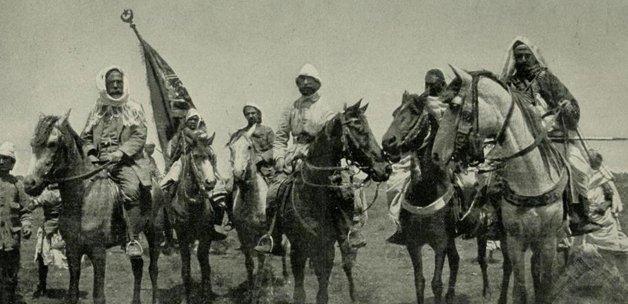 Afrika'ya vurulan Osmanlı mührü