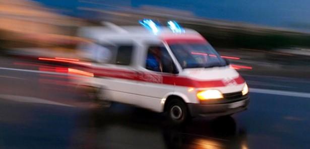 Polis zırhlı aracına otomobil çarptı: 3 ölü