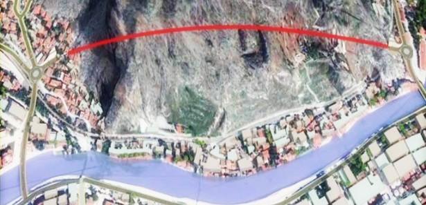 Amasya Belediyesi'nin çılgın projesi!