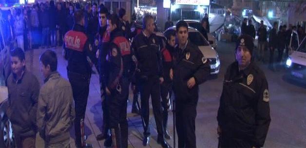 Ankara'da seçim kavgası: 4 yaralı 11 gözaltı