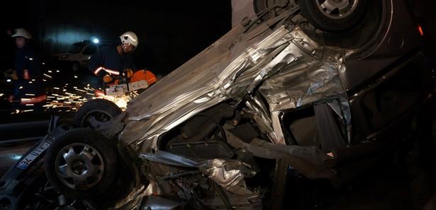 Muş'ta trafik kazası: 1 ölü, 8 yaralı