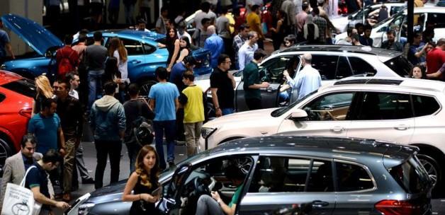 Autoshow'da 4 günde 10 bin araç satıldı