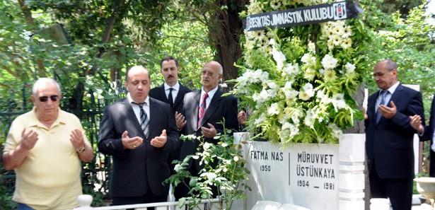 Beşiktaş'ta Mehmet Üstünkaya anıldı