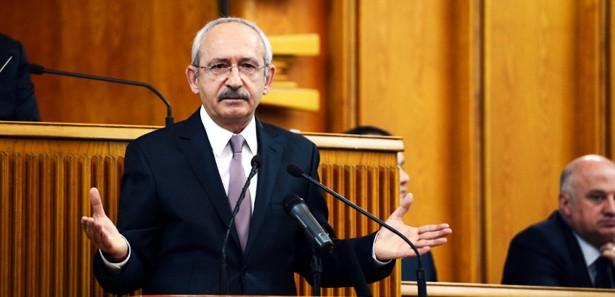 Kılıçdaroğlu: Erdoğan Allah'a şirk koşuyor