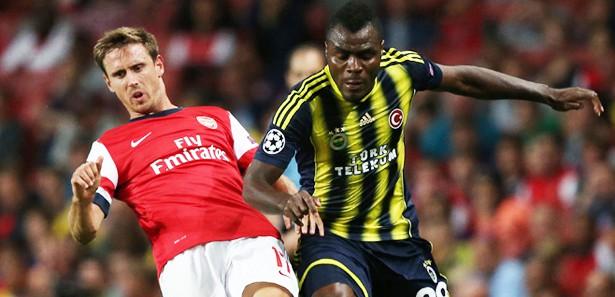 Emmanuel Emenike: Çok üzgünüz
