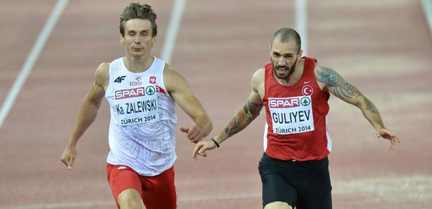 F.Bahçeli atlet Avrupa 6.sı oldu
