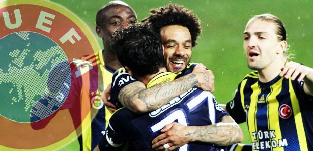 Avrupa Ligi'nin en çok kazananı Fenerbahçe